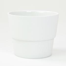 Flowerpot - L - White
