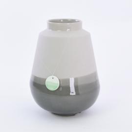Dip vase   L    Grey 205