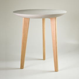 Porcelain table | Grey