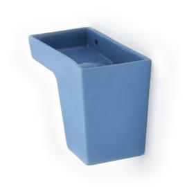 Wall storage   Planter   M   Cobalt