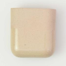 Dip wall vase | Short | Sand