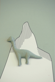 Brooche | Dinosaur | 1 | Green