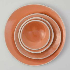 Colour plate  - Orange 218