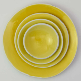 Colour plate  - Yellow 084
