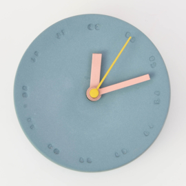 Clock - Small   Ocean