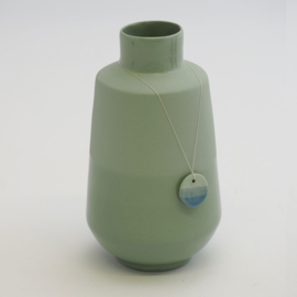 Dip vase | Fine | Green | 071