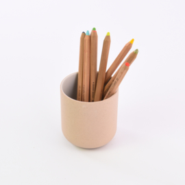 Pencil cup   Sand