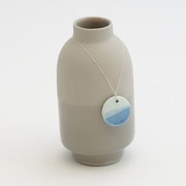 Dip vase | Grey | 090