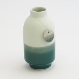 Dip vase | Mint | 062