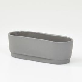 Flowerpot - S - Dark grey