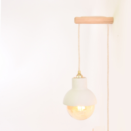 Wall light   Mouse grey
