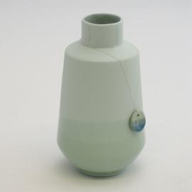 Dip vase | Fine | Light blue | 071
