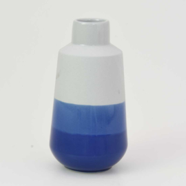 Dip vase | M |  Mouse grey 094