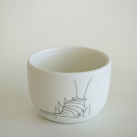 Cup Insect | White | M