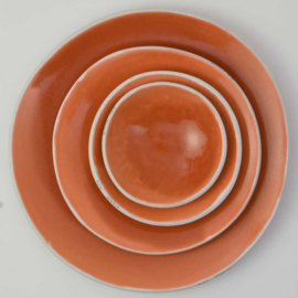 Colour plate  - Orange 054