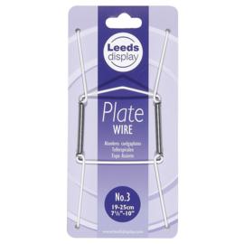 Plate hanger nr.3 | 19-25 cm