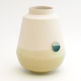Dip vase | Big | Nude | 031