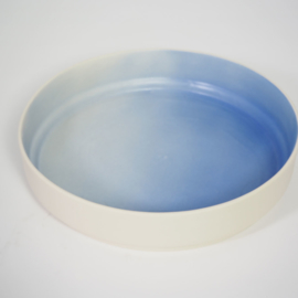 Gradient | Big bowl | Blue