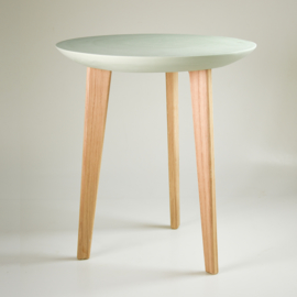 Porcelain table | Green