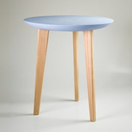 Porcelain table | Cobalt