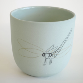 Cup Insect | Green | XL