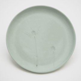 Plant stamp plate | L | Green