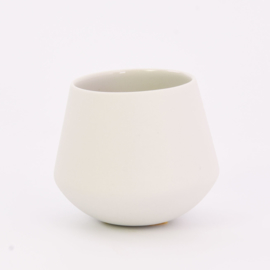 Cup Round | Large | White