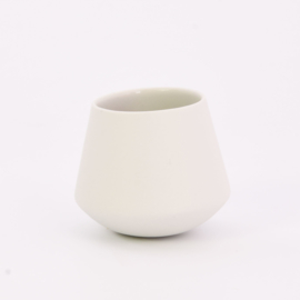 Cup Round | Small | White