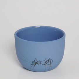 Cup Insect | Cobalt | M