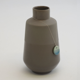 Dip vase | Fine | Dark grey | 090