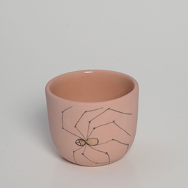 Cup Insect | Red | S
