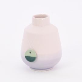 Dip vase   S    Pink 077