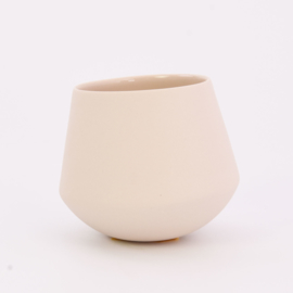 Cup Round | Large | Nude