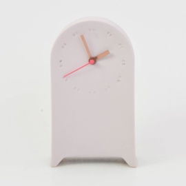 Clock | Desk | Pink
