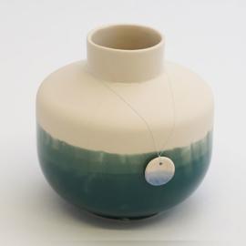 Dip vase | Round  | Nude | 062