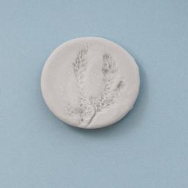 Brooche plant | Grey