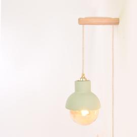 Wall light   Green