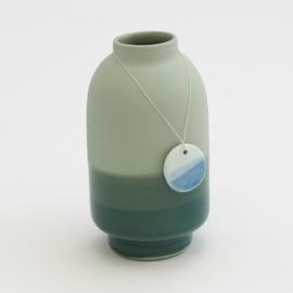 Dip vase | Green | 062