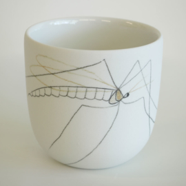 Cup Insect | White | XL