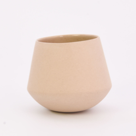 Cup Round | Large | Sand