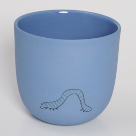 Cup Insect | Cobalt | XL