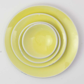 Colour plate  - Yellow 055