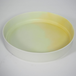 Gradient | Big bowl | Yellow