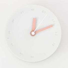 Clock - Small   White
