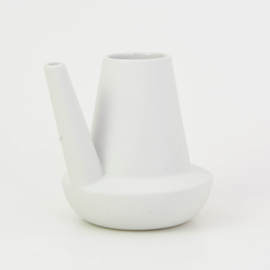 Watering can | White