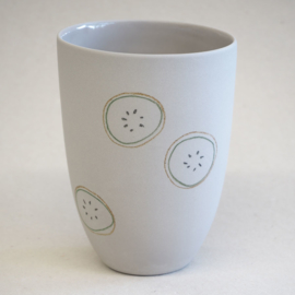 Cup food | Medium | Grey | Kiwi