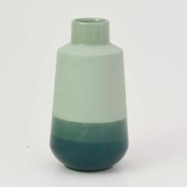 Dip vase   M    Green 062