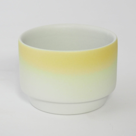 Gradient | Cup | Small | Yellow