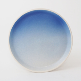 Gradient | Plate | Small | Blue