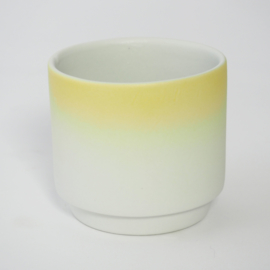 Gradient | Cup | Large | Yellow